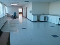 This will be the new employee kitchen & break room.