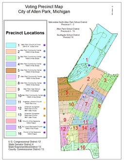Click here to view the Street Map in PDF format.